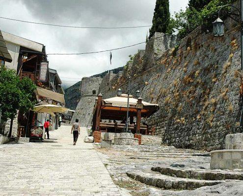 Дорога к Старому Бару