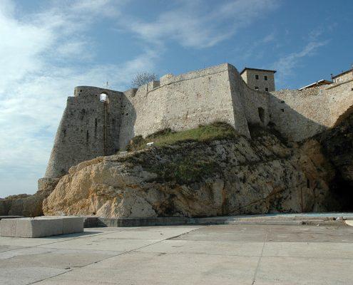 Крепость в Улцине
