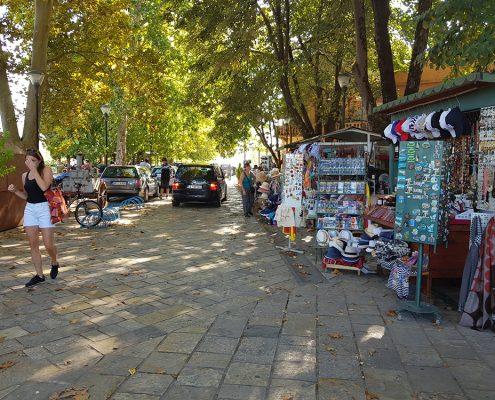 Рынок в Вирпазаре