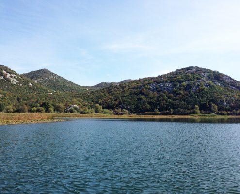 Прогулка по Скадарскому озеру в Вирпазаре