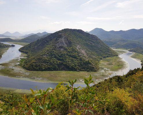 Каньон реки Црноевича